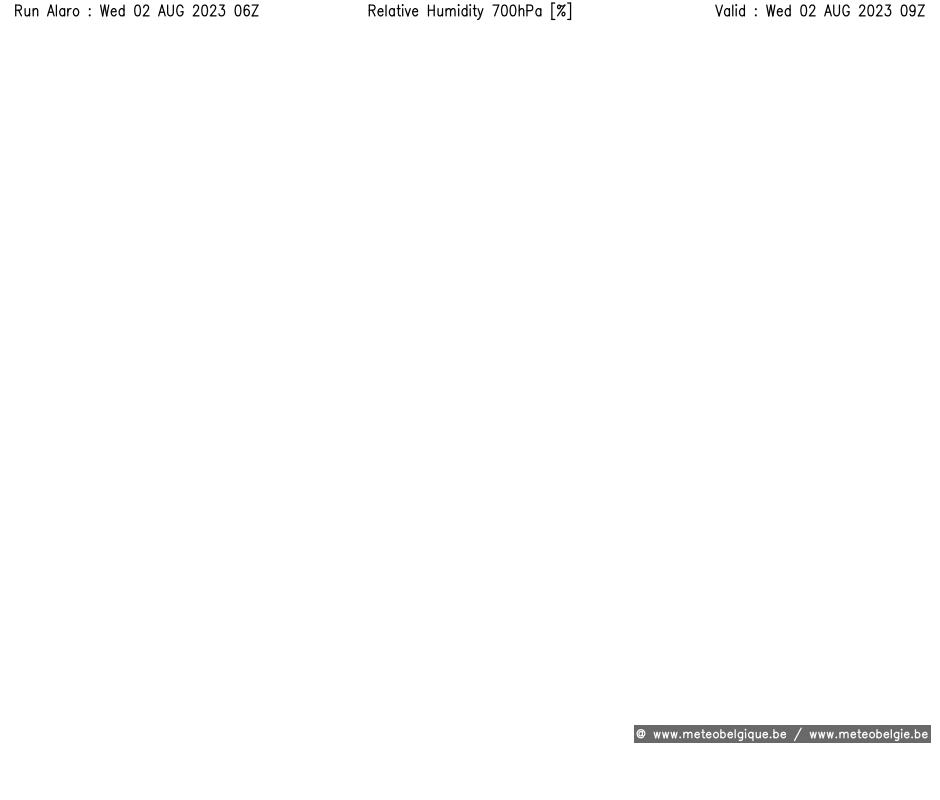 Mer 11/03/2020 09Z (+3h)