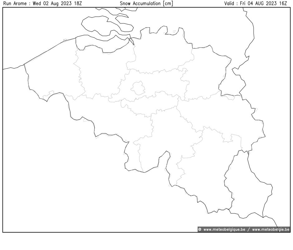 Arome België (0.01°)
