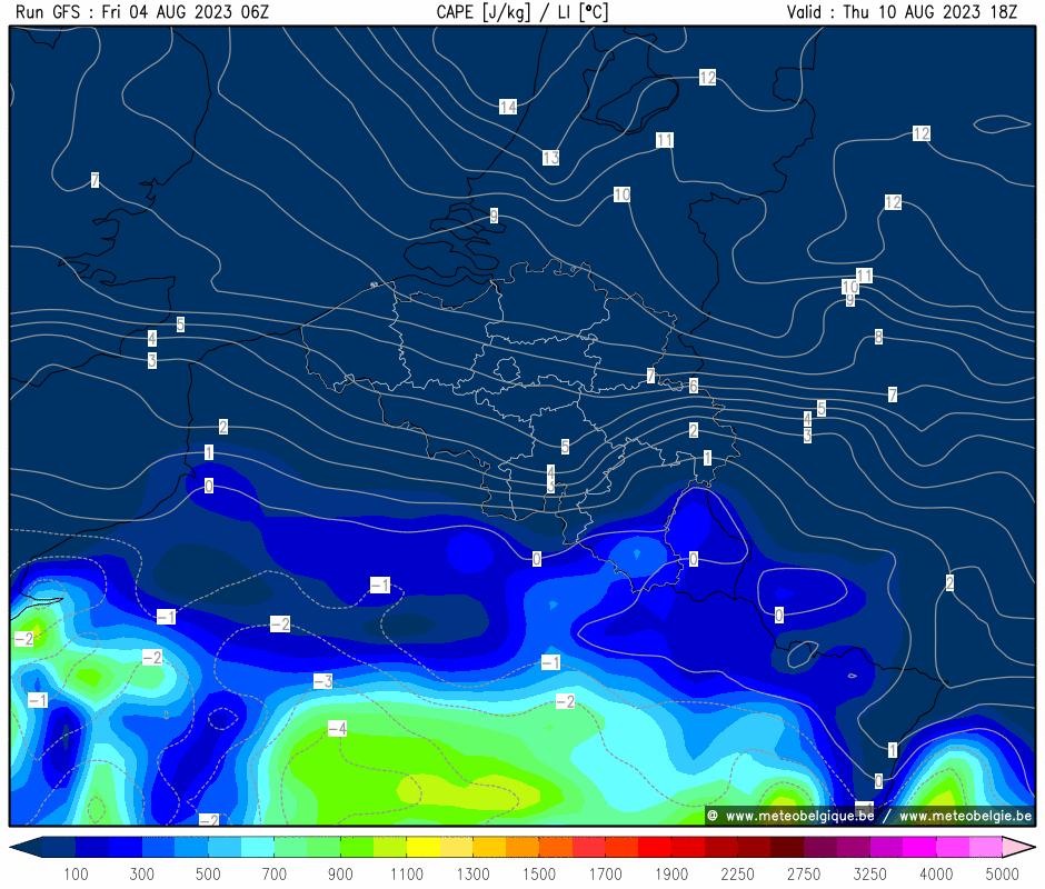 Mer 08/07/2020 18Z (+156h)