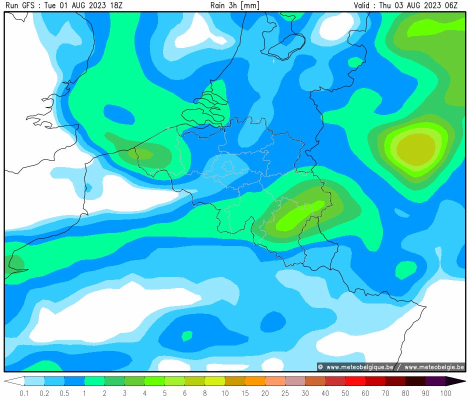 Lun 01/06/2020 12Z (+36h)