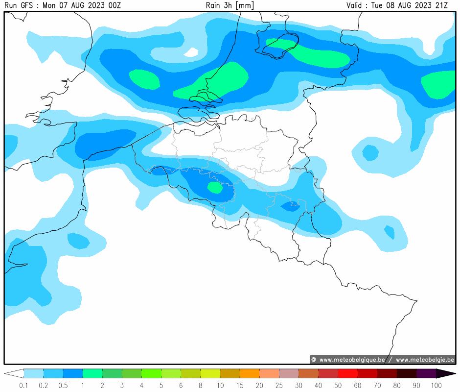 Mer 22/09/2021 15Z (+45h)