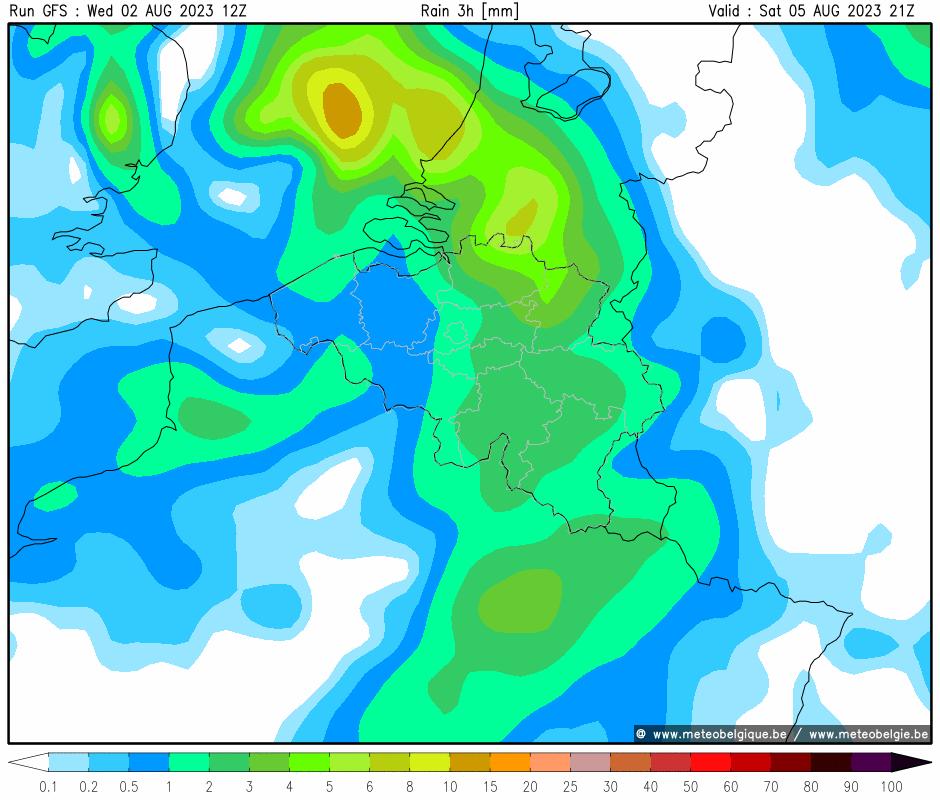 Lun 21/09/2020 15Z (+81h)