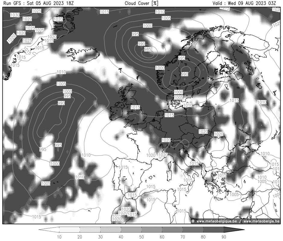 Mer 22/08/2018 15Z (+81h)