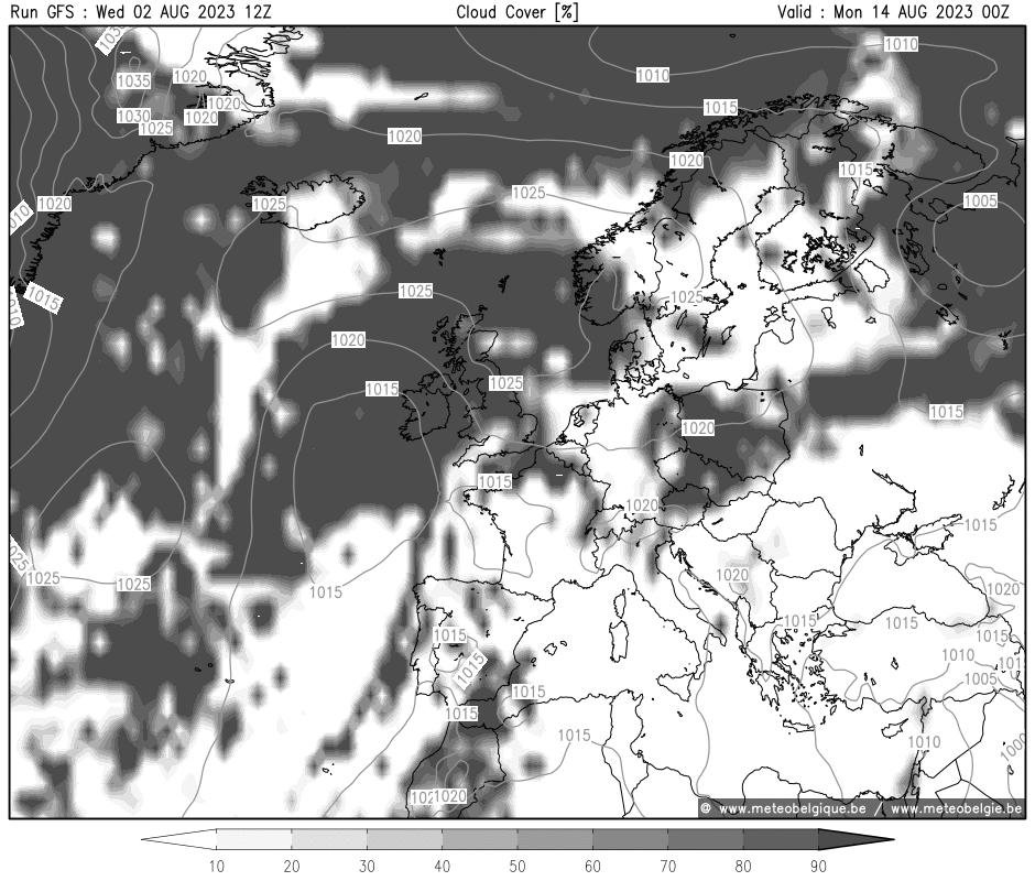 Mer 29/08/2018 15Z (+276h)