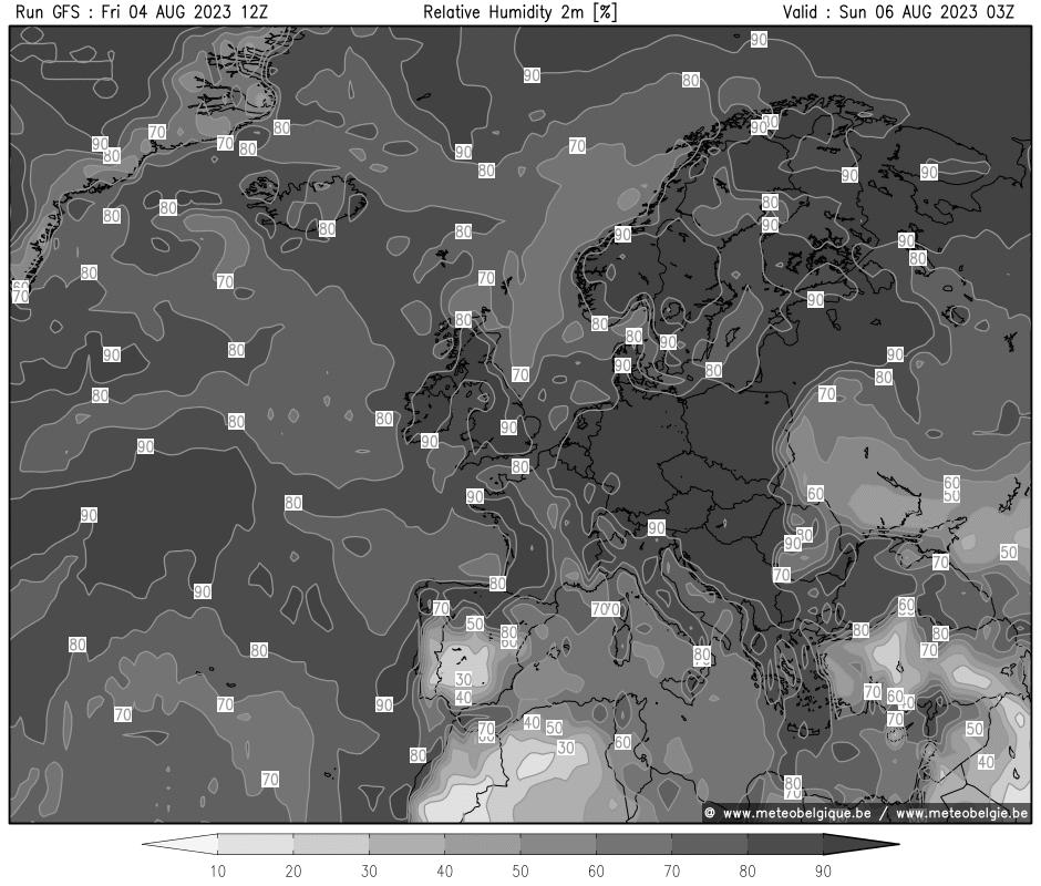 Mer 24/10/2018 15Z (+39h)