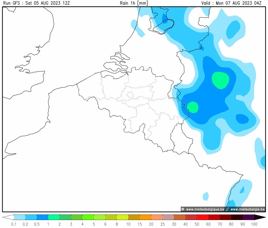 Mer 21/10/2020 16Z (+40h)