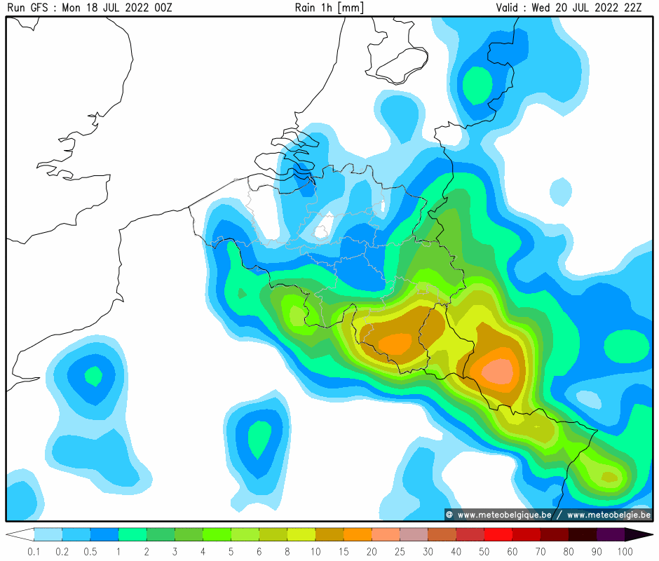 Lun 27/01/2020 16Z (+70h)