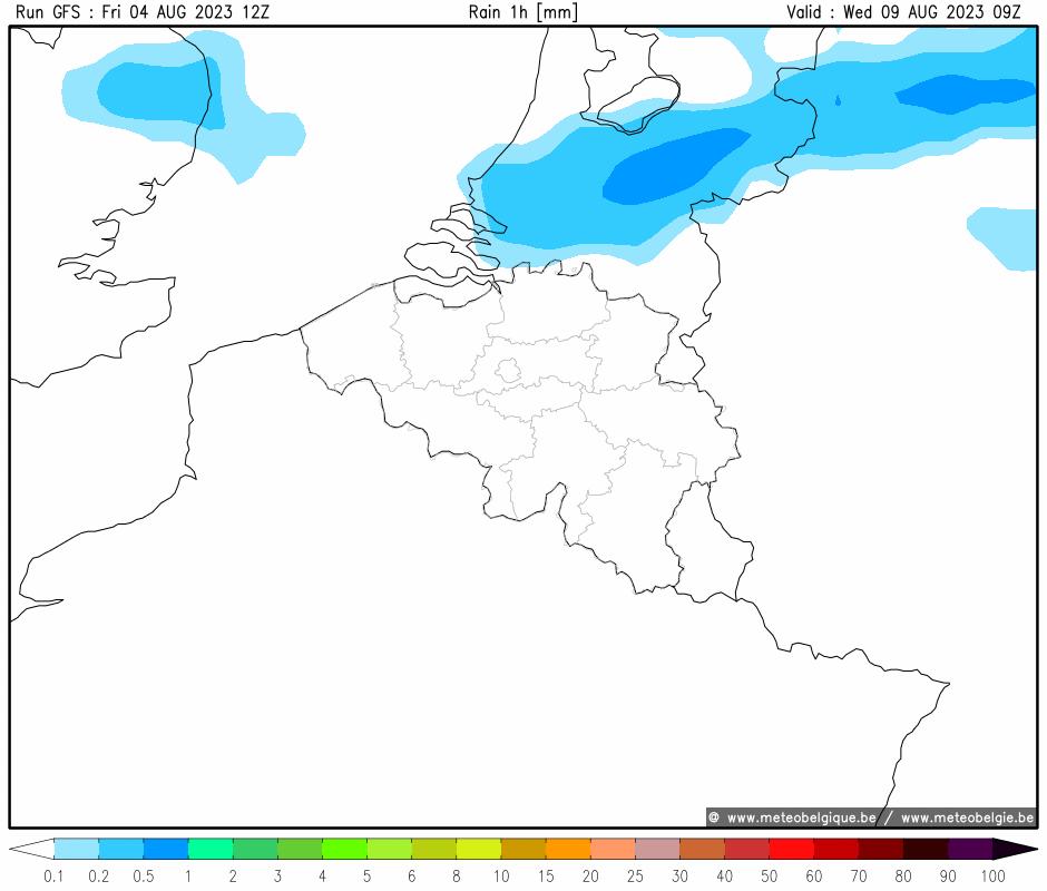 Mer 20/01/2021 09Z (+117h)