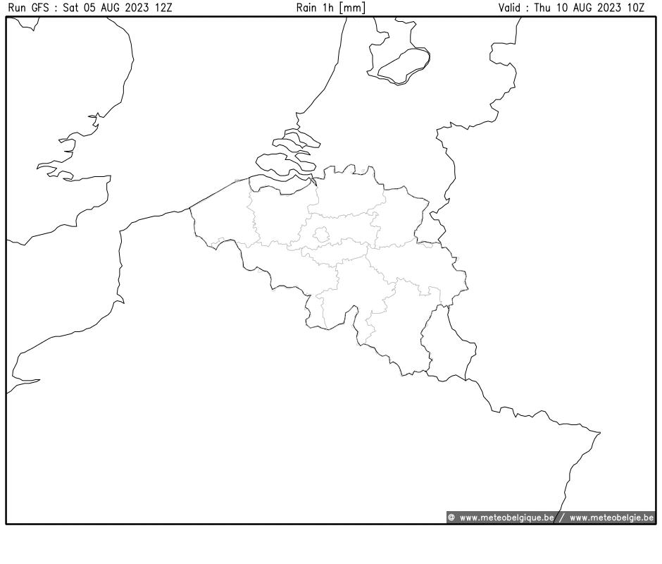 Mer 20/01/2021 10Z (+118h)