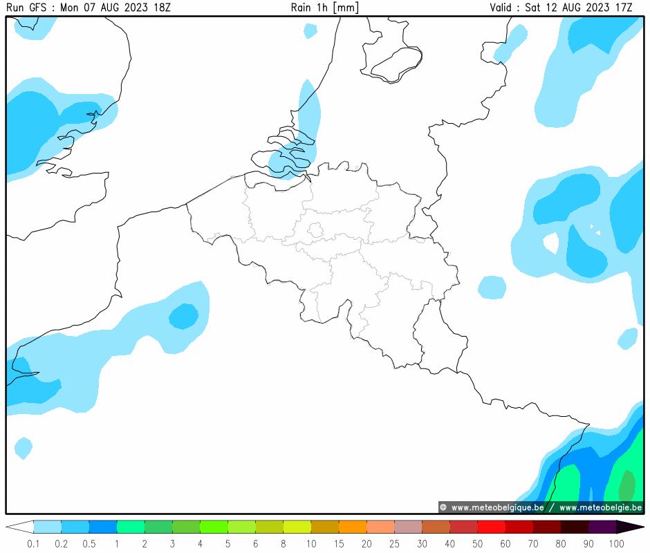 Mer 20/01/2021 11Z (+119h)