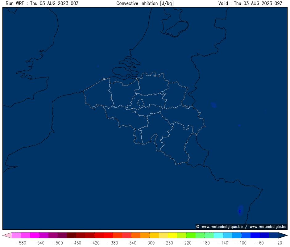 Lun 25/10/2021 09Z (+9h)