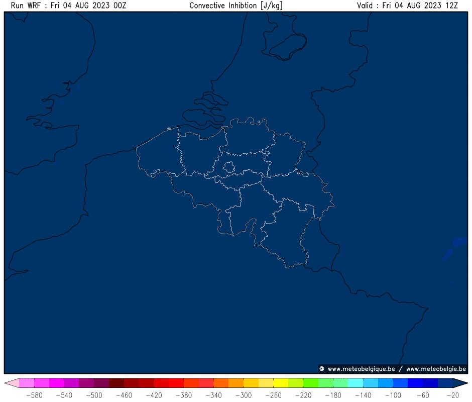 Lun 25/10/2021 12Z (+12h)