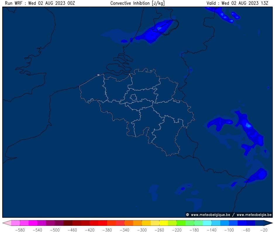 Lun 25/10/2021 13Z (+13h)