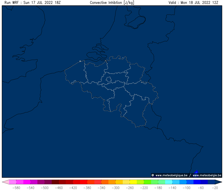 Lun 25/10/2021 18Z (+18h)