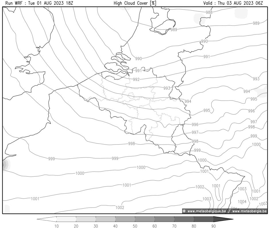 Mer 27/10/2021 00Z (+36h)