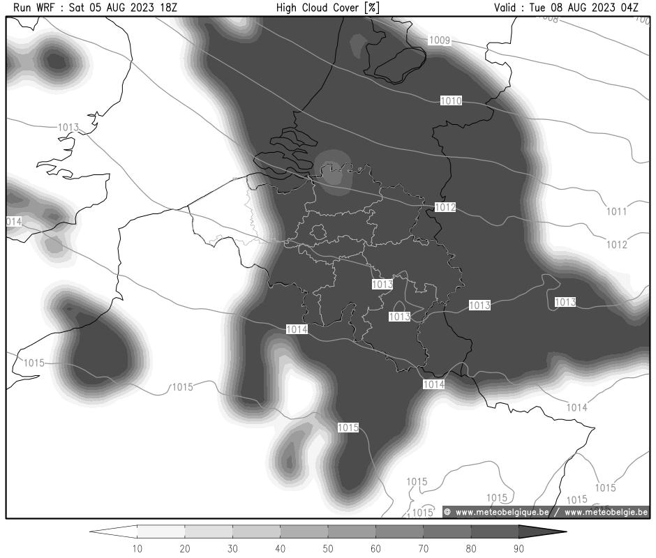 Mer 27/10/2021 22Z (+58h)