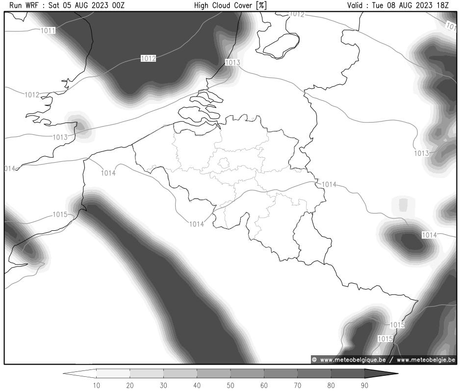 Mer 24/10/2018 06Z (+90h)