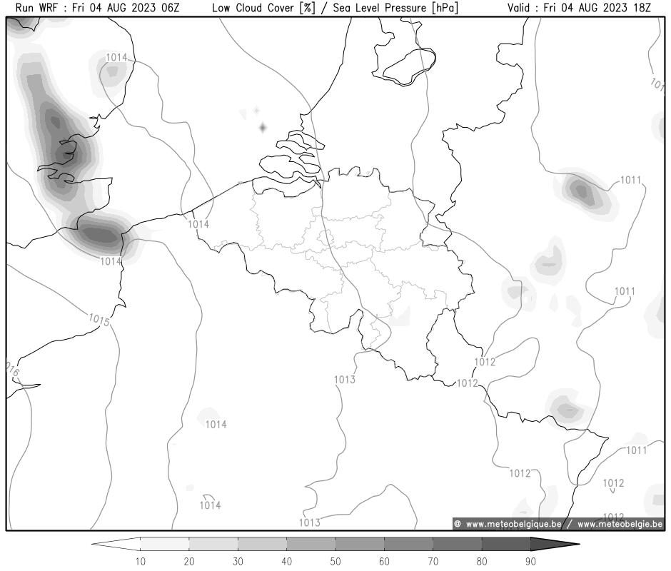 Mer 17/01/2018 00Z (+12h)