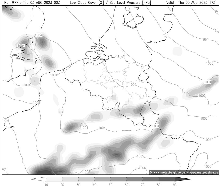 Mer 17/01/2018 05Z (+17h)