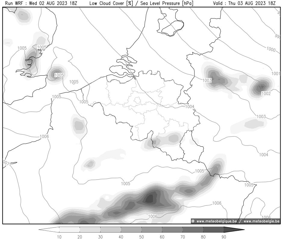 Mer 17/01/2018 12Z (+24h)