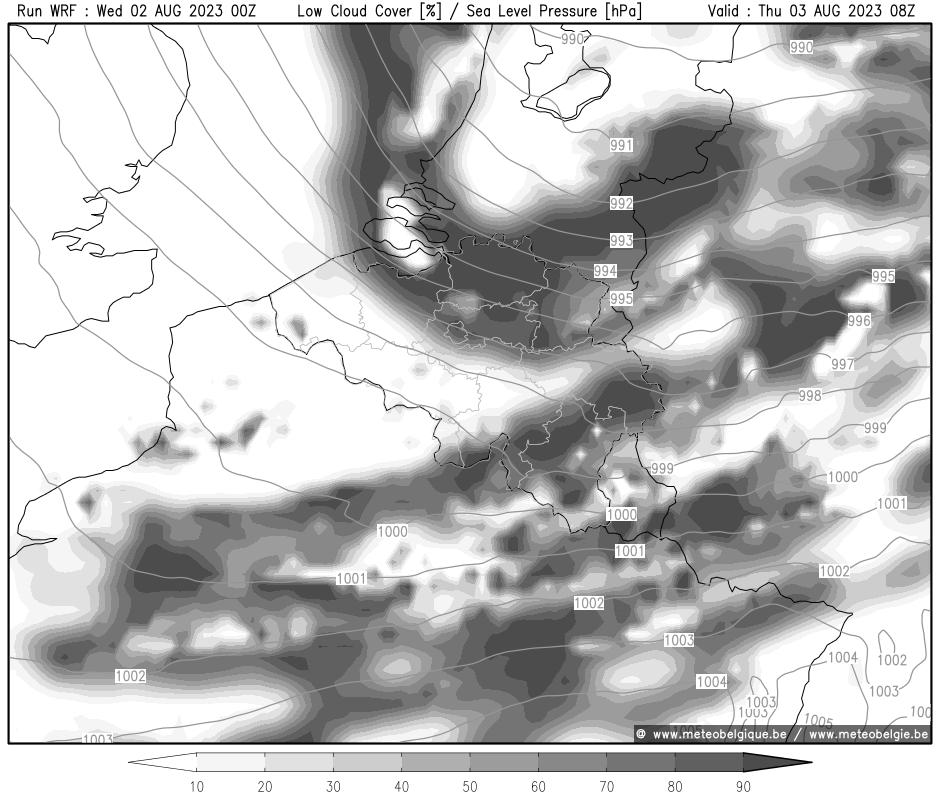 Mer 17/01/2018 20Z (+32h)