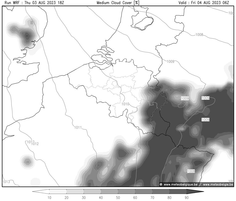 Mer 29/03/2017 06Z (+12h)