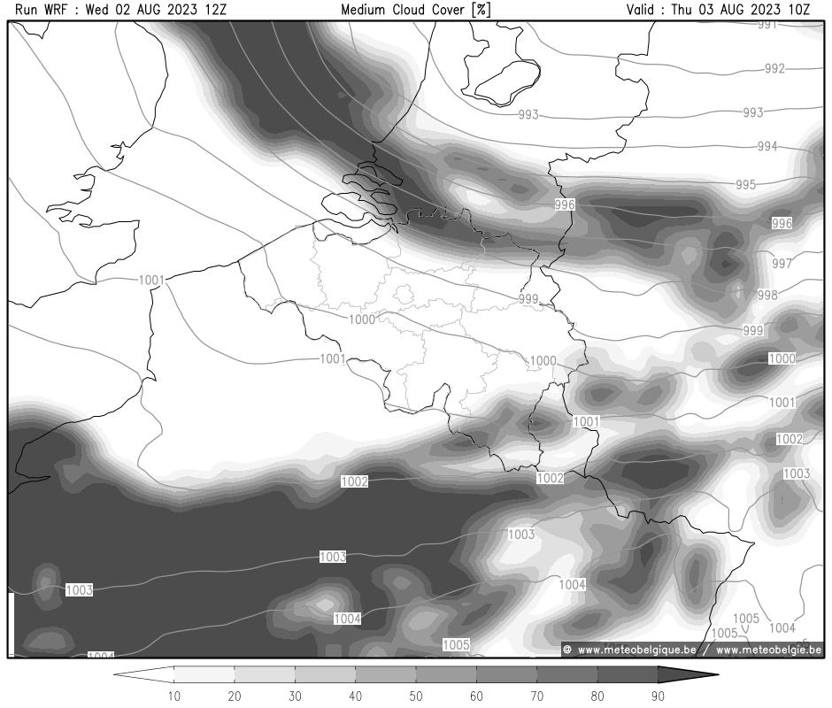 Mer 29/03/2017 16Z (+22h)