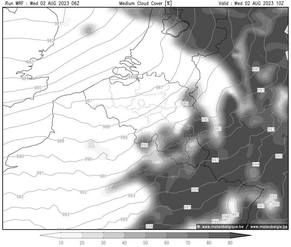 Lun 25/10/2021 16Z (+4h)
