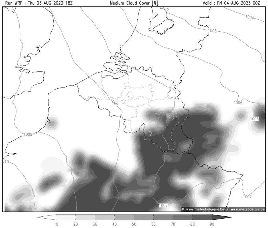 Mer 15/08/2018 12Z (+6h)