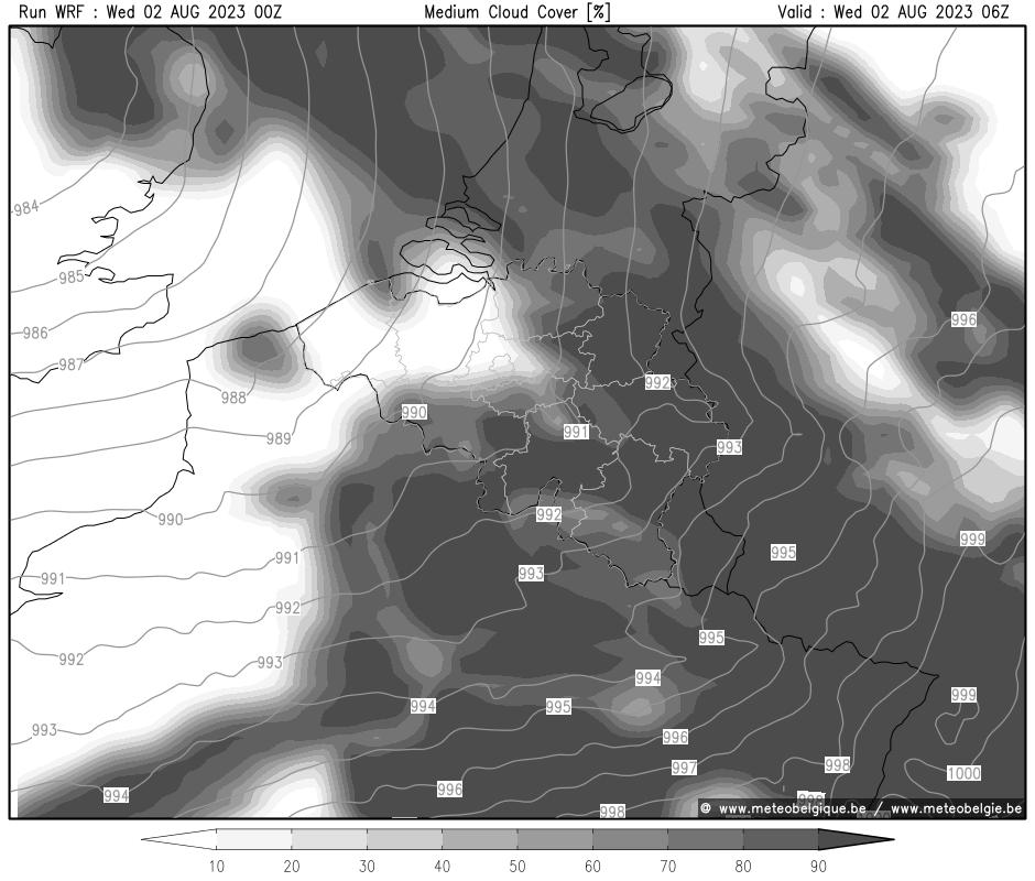 Mer 14/11/2018 06Z (+6h)