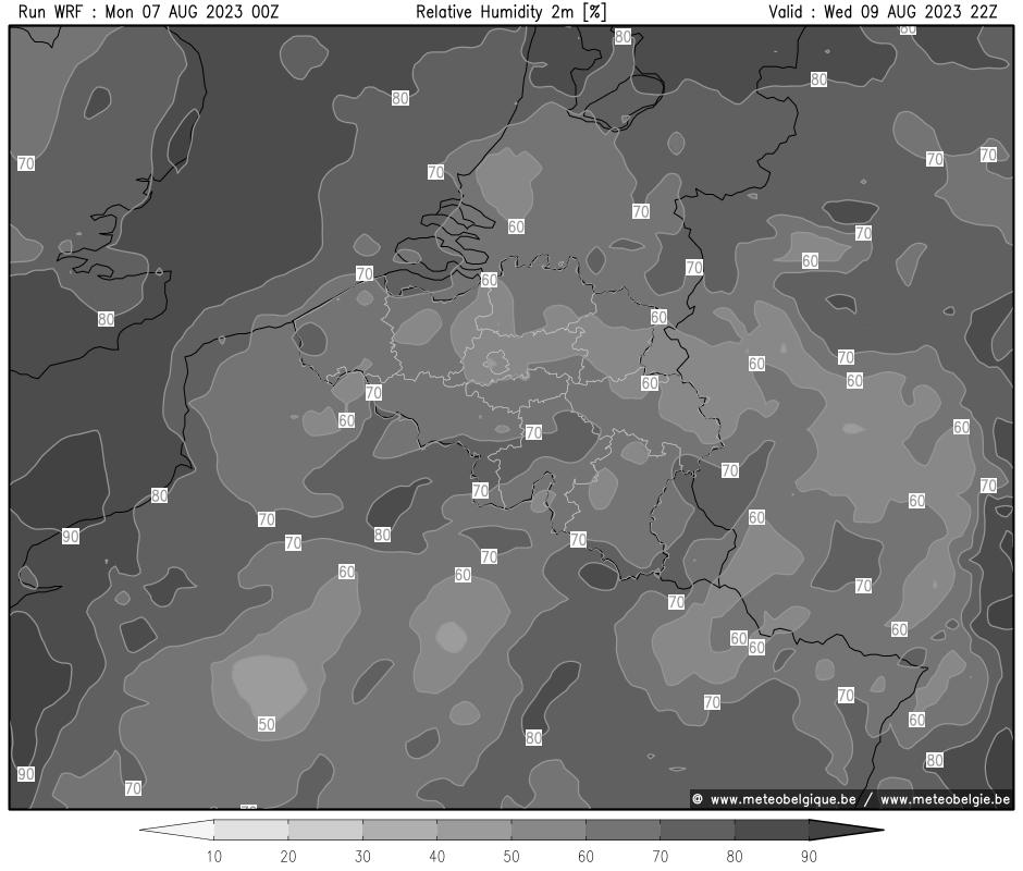 Mer 26/07/2017 10Z (+70h)