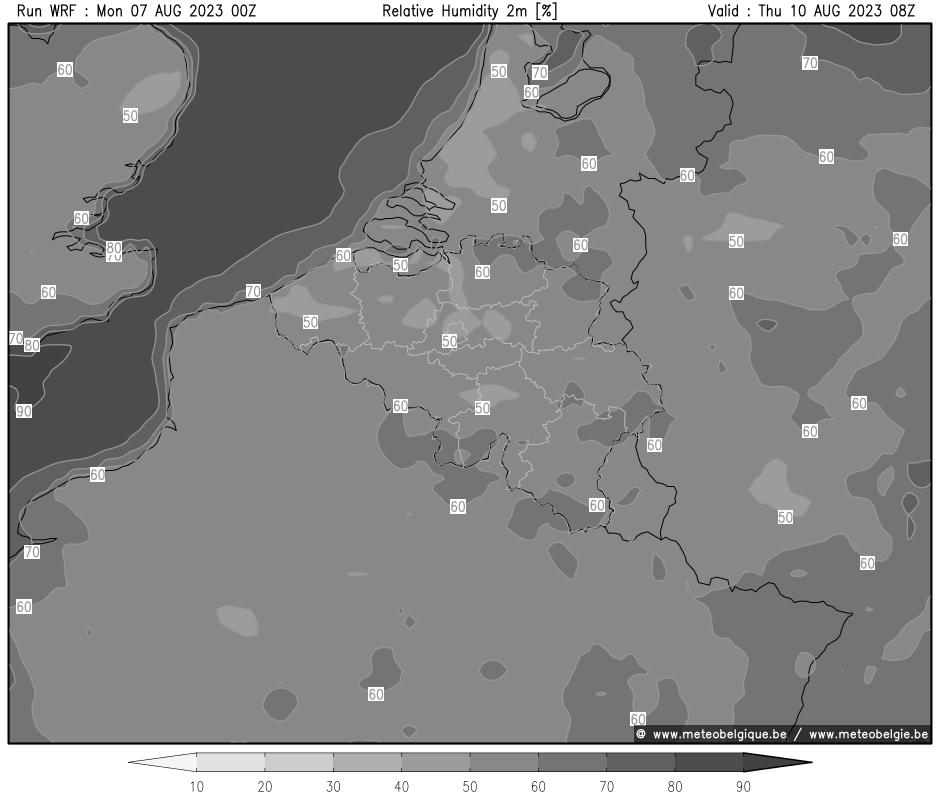 Mer 26/07/2017 20Z (+80h)