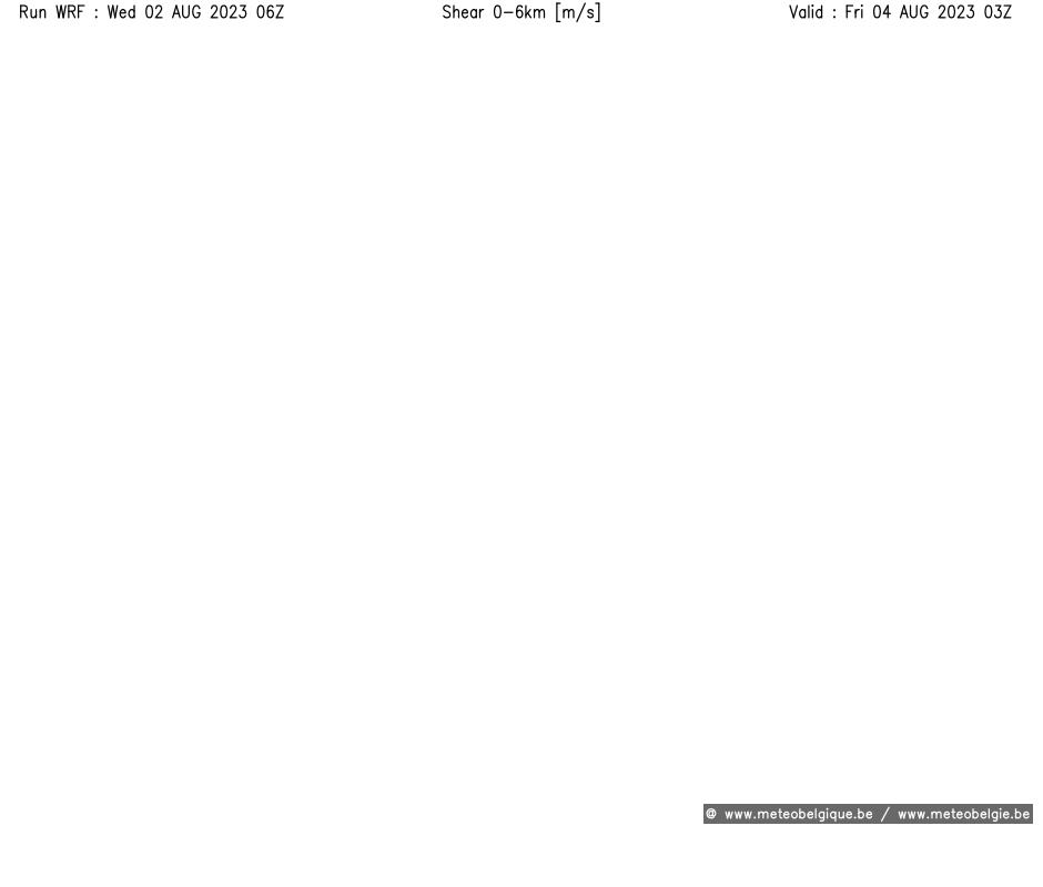 Mer 20/03/2019 03Z (+45h)