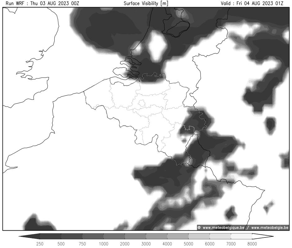 Mer 15/08/2018 01Z (+25h)